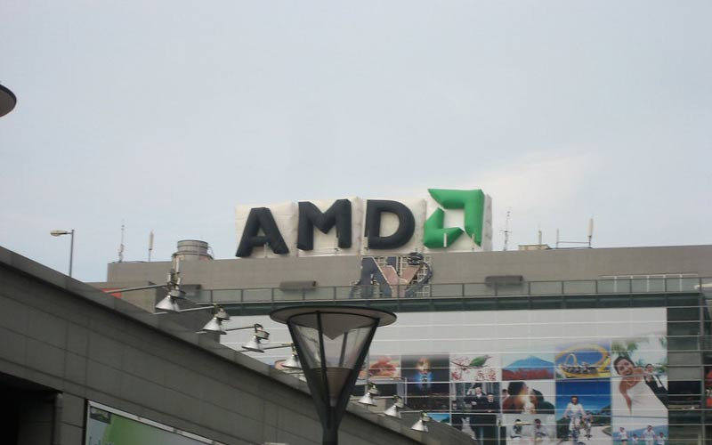 AMD: anuncia las previsiones anuales con cautela