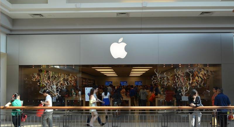Apple enregistre un record de CA au deuxième trimestre