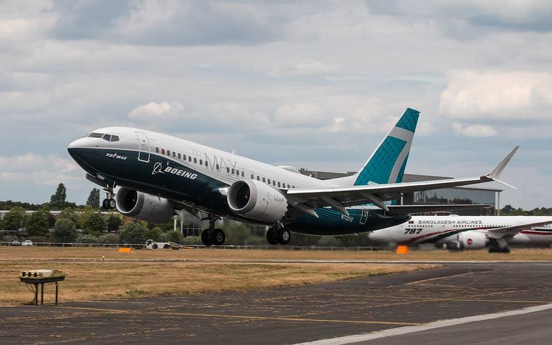 Suspension de la production des 737 Max pour Boeing
