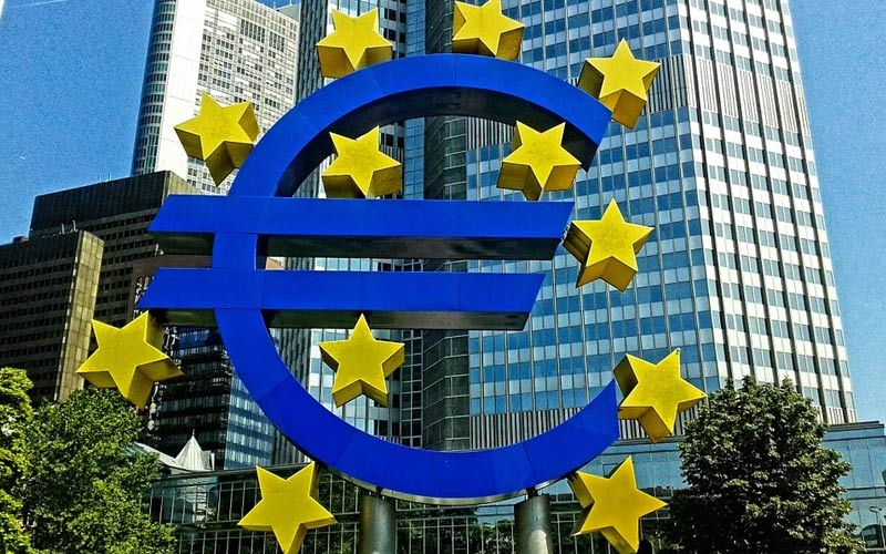 ECB: possible increase in purchases in response to the fall in GDP