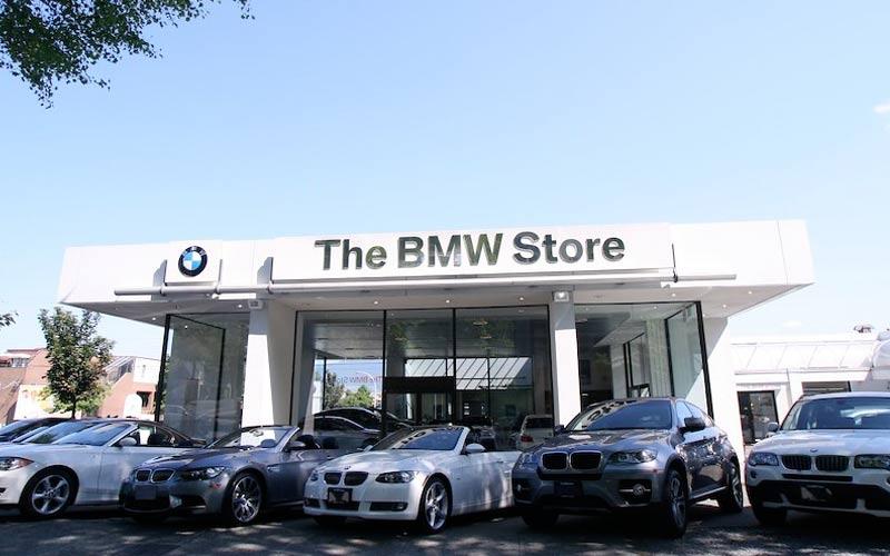 Record de ventes pour BMW au mois d'octobre