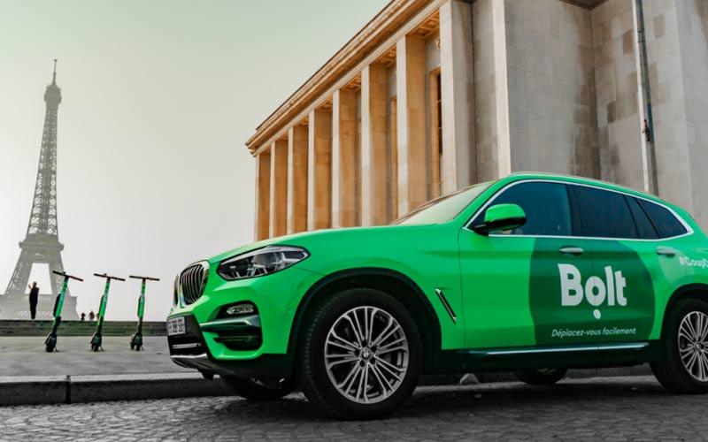 Bolt, concurrent d'Uber reçoit le soutien de la BEI