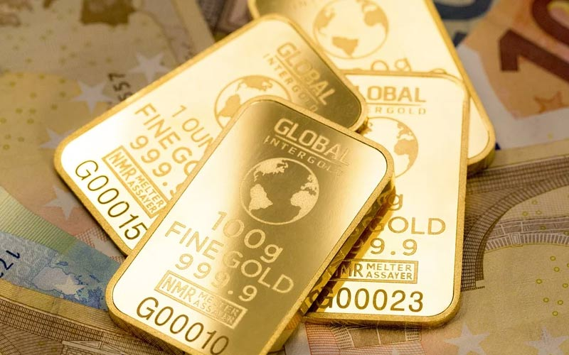 Gold price begins an uptrend