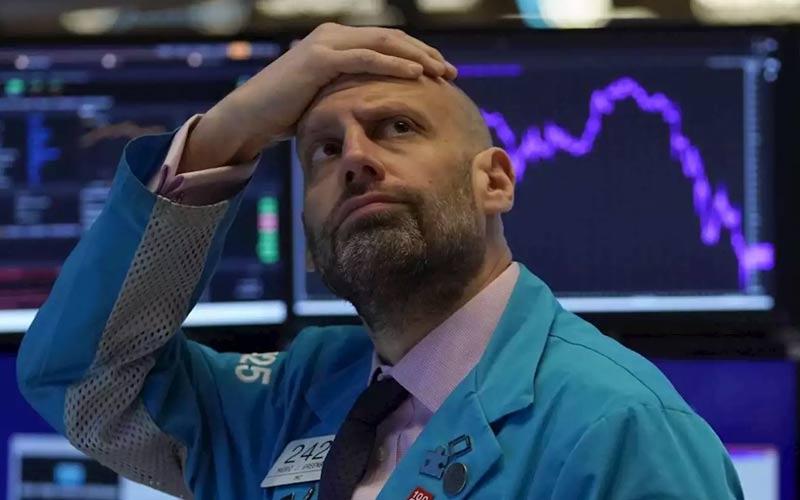 Crise mondiale de la bourse à cause du coronavirus