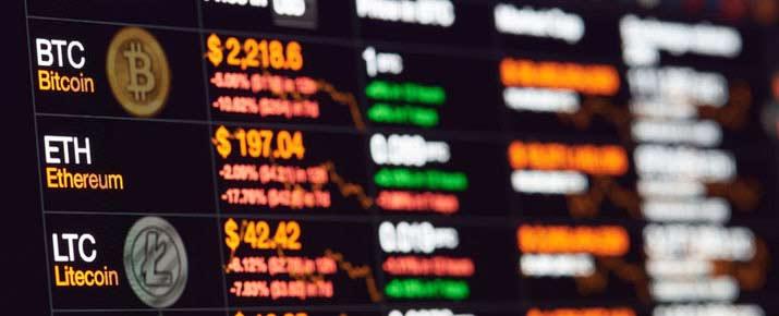 Spéculer sur le cours des crypto monnaies