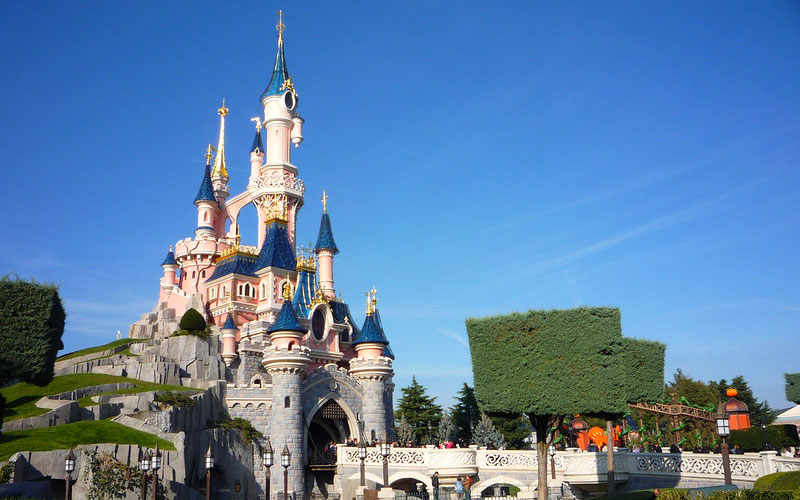 Fermeture de Disneyland à Marne-la-Vallée