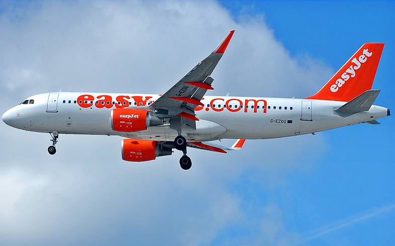 EasyJet immobilizes its entire fleet