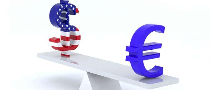 Cours EUR/USD et analyse du taux
