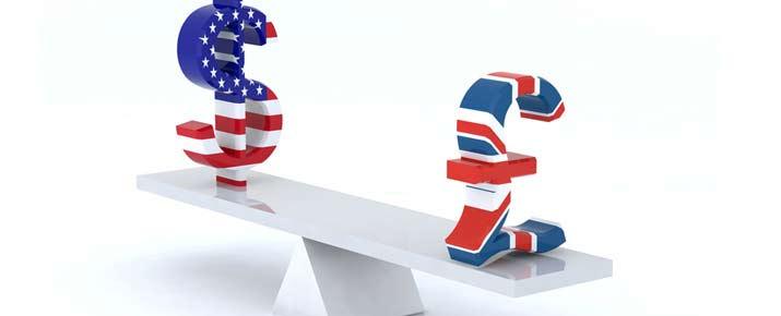 Analyse du cours de la paire de devise GBP/USD