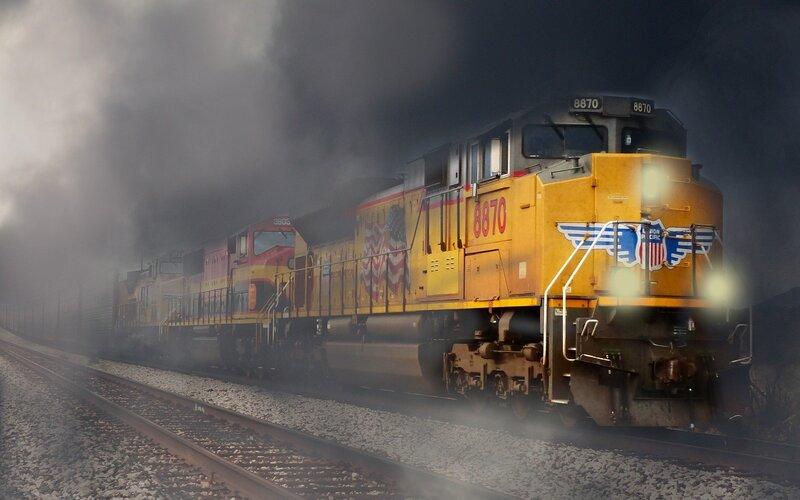 Transport ferroviaire nord-américain : fusion de deux compagnies pour un montant de 25 milliards de dollars