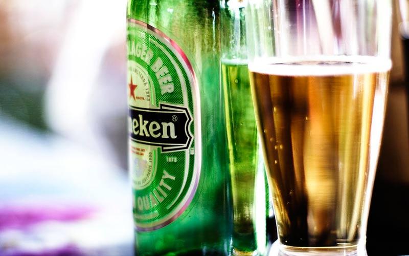Publication de résultats en hausse pour Heineken en 2019