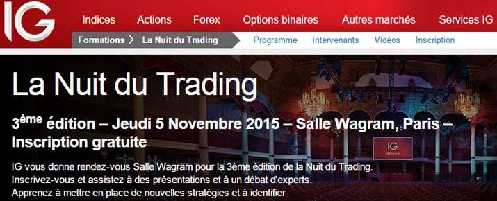La Nuit Du Trading : Après les chocs de 2015, quels enjeux pour 2016 ?