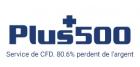 logo Avis sur le broker CFD Plus500