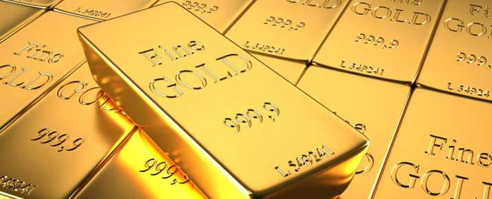 Trader de l'or en ligne