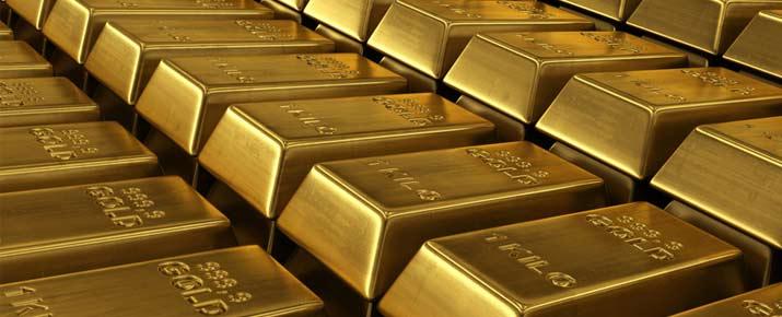 Les différents poids de lingots d'or et leur valeur