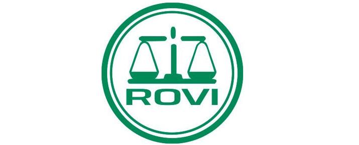 Analyse du cours de l'action ROVI