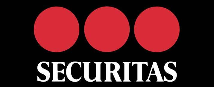 Analyse du cours de l'action Securitas AB