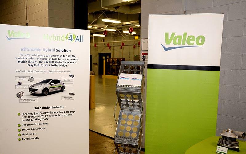 Valeo : les résultats et les prévisions entrainent la chute du titre